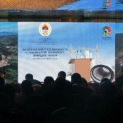 """БАЊАЛУКА, 20. СЕПТЕМБРА /СРНА/ -   У Бањалуци је данас почела конференција """"Унапређење енергетске ефикасности у грађевинарству као покретач привредног развоја"""" на којој учествују министри из земаља региона и 250 стручњака из ове области."""