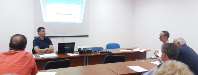 ТРЕБИЊЕ, 12. ЈУЛА /СРНА/ - У Агенцији за развој малих и средњих предузећа Требиње данас је компанијама и институцијама са подручја источне Херцеговине презентована Европска мрежа предузетништва Републике Српске помоћу које ће лакше и брже моћи да се успостави пословна сардња са привредним субјектима из иностранства.