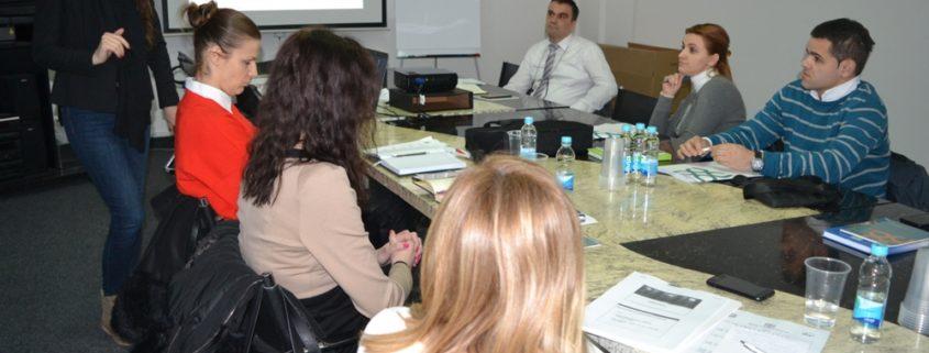 Obuka buducih mentora za MSP